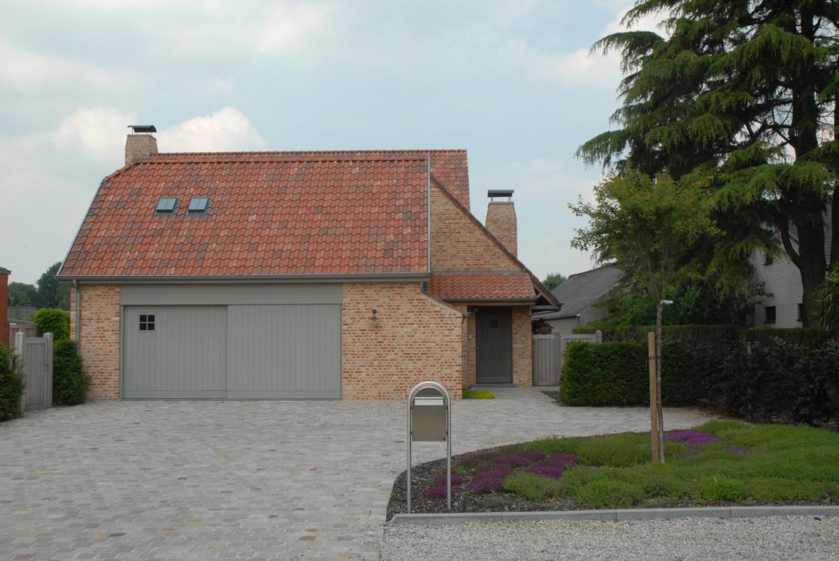 landelijke woningen arcad architecten